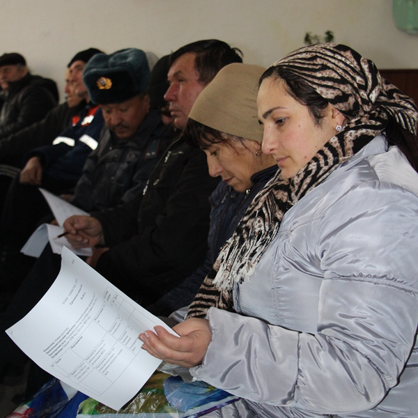 Villagers of Grozd municipality asked to improve conditions for their children