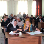 Finance departments specialists of aiyl okmotu in Osh and Naryn oblasts will improve their skills with new automatized system