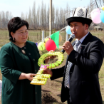 Aleksandrovka rural municipality in Chui valley launches a kindergarten with support of the Government of Switzerland